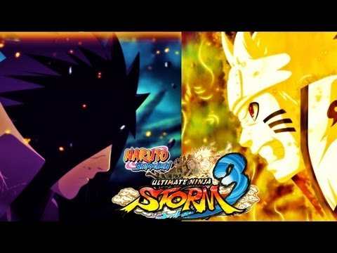 Naruto Shippuden Ultimate Ninja Storm 3: Naruto Vs Madara video