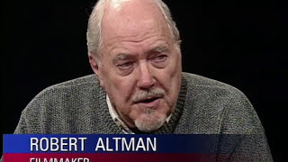 """Robert Altman interview on """"The Player"""" and more (1993)"""