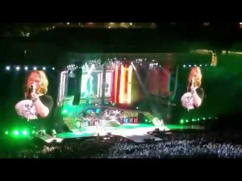 Guns n Roses - Nashville TN 7.9.16 You in the Jungle Nashville!