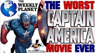 The Worst CAPTAIN AMERICA Movie Ever Made!