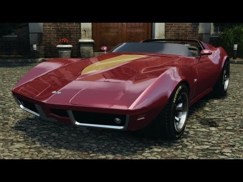Chevrolet Corvette Sting Ray 1970 Custom