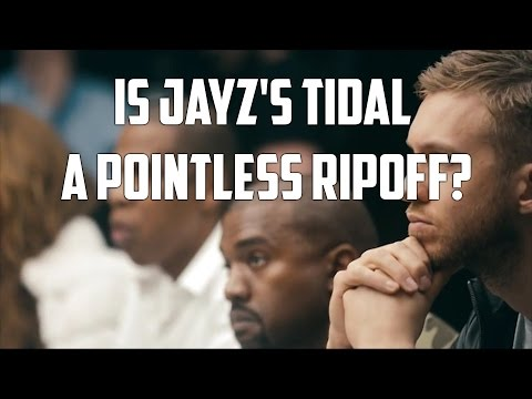 Is Jay-Z's Tidal a Pointless Ripoff? #TIDALforALL - Androidizen