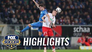 1899 Hoffenheim vs. FC Augsburg   2018-19 Bundesliga Highlights