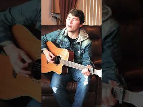 Cover Lagu Jason Aldean - you make it easy || Bryce Mauldin (cover)