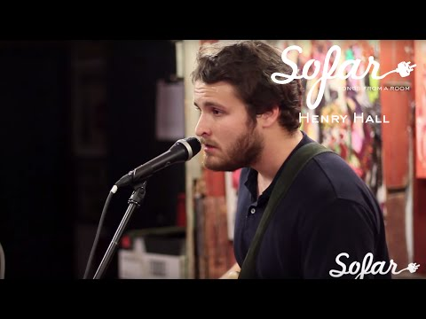 Henry Hall - Wyoming | Sofar NYC