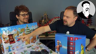 Advent Calendars 2019 Day 1 | Ashens & Nerdcubed