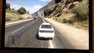 GTA 5: Character switching with a SSD (PS3)
