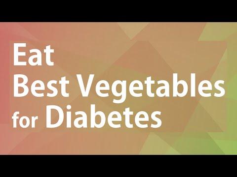 EAT BEST VEGETABLES FOR DIABETES - GOOD FOOD GOOD HEALTH - BENEFITS OF WELLNESS