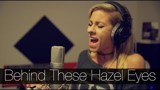 Download Lagu Kelly Clarkson - Behind These Hazel Eyes (Andie Case Cover) Gratis STAFABAND