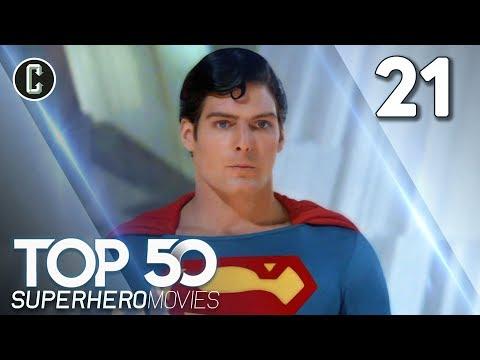 Top 50 Superhero Movies: Superman II - #21 thumbnail