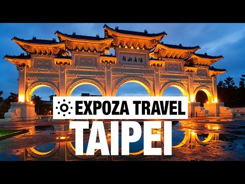 Taipei Vacation Travel Video Guide