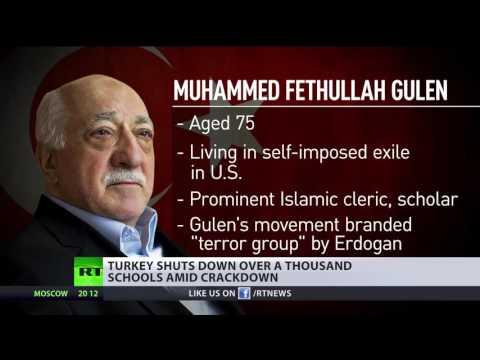 Coup Crackdown: Turkey shuts down 1,000+ private schools