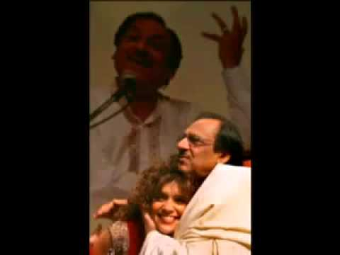 chamkty chand ko tuta hua tara bna dala - Ghulam Ali - full...