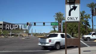 USA: Uber halts self-driving car tests following deadly accident in Arizona