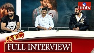 Chit Chat with RX 100 Movie Team - Karthikeya - Ajay Bhupathi - Ashok Reddy -  hmtv - netivaarthalu.com