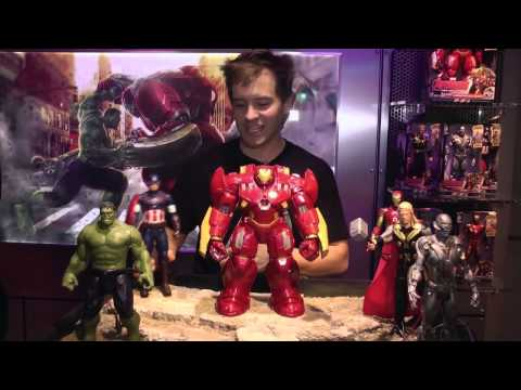 Marvel Toys With Clayton Toy Fair 2015