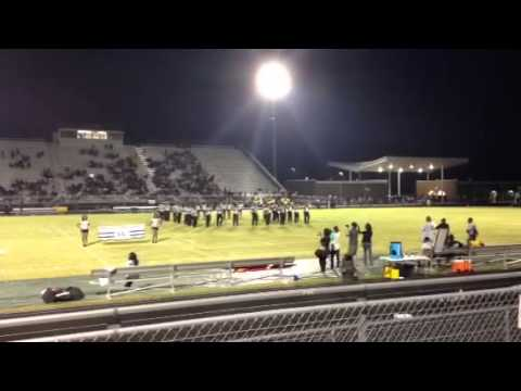 Riverdale high school marching band 2014-2015