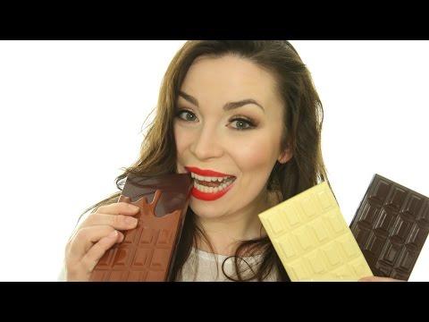 I ♡ Makeup - CHOCOLATE Porównanie 5 PALET