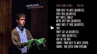 Watch Dave Days You video