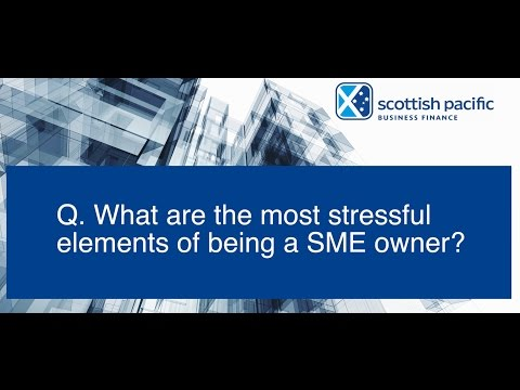 Scottish Pacific SME Growth Index Sept 2016 - What's keeping business owners up at night?