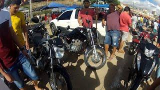 FEIRA DE CARROS E MOTOS DE CARUARU (HOJE PREÇOS DE MOTOS)  28 04 2019