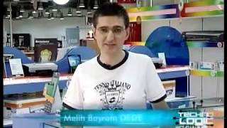 TechnoLogic 62 - Melih Bayram Dede - TV Net