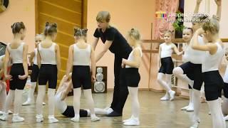 Урок шоу балет алиса декабрь 2013 34 08