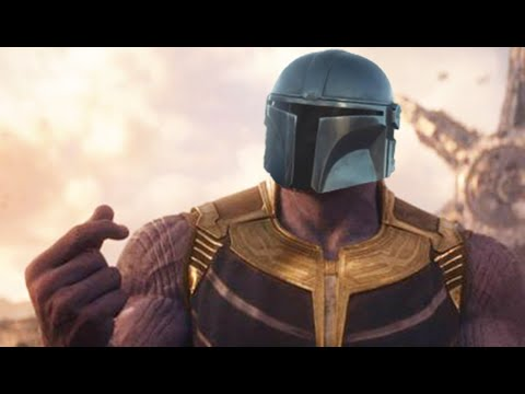 Old Mandalorian Road (Boba Fett Old Town Road Star Wars Parody)