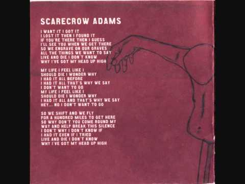 Disagree - Scarecrow Adams