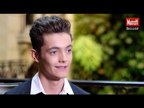"""Première interview de Louis Sarkozy """"L'armée, l'Elysée, mon père..."""""""