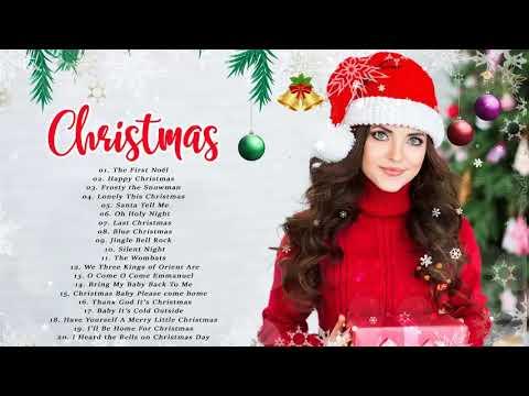Top 20 legszebb karácsonyi dal 2019 ♥A legismertebb/legjobb Magyar és külföldi karácsonyi zenék