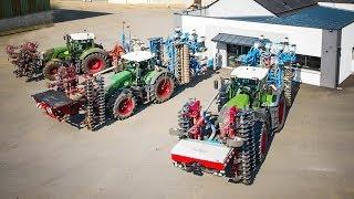 Le + gros chantier de semis en France !