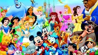 Top 40 chansons Disney 2017 ( Partie 1 )