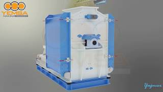 3D Machinery Animation - Hammer Mill (Feed Mill Sector) - 3DS Max