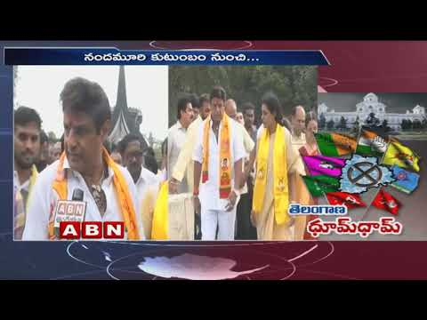 Nandamuri Balakrishna face to face over Suhasini MLA Ticket | ABN Telugu