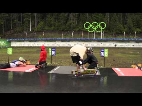 2014 Whistler Longboard Festival - Skate X Shoot and Enduro