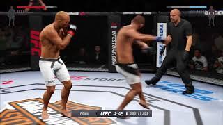 EA SPORTS™ UFC® 2 precision TKO