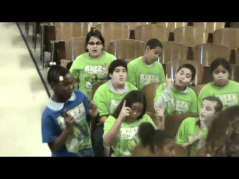 "PS22 Chorus ""FIREWORK"" Katy Perry (Oscars Press Conference)"