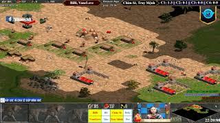 C2T2 || AoE 22 Random: BiBi, VaneLove vs Chim Sẻ, Truy Mệnh Ngày 21-1-2019