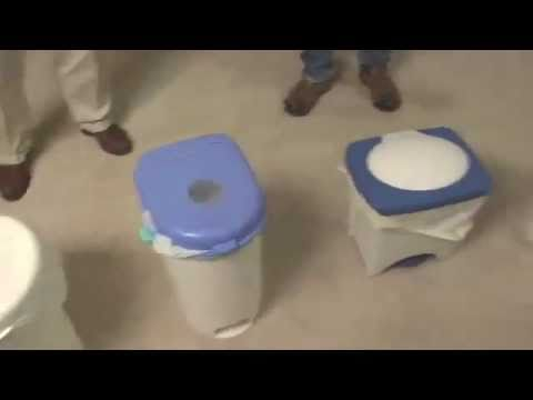 Diaper Pails - A Dad Labs Sniff Test Video