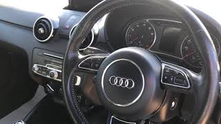 2016 AUDI A1 1.4 TFSI S Line FOR SALE   CAR REVIEW VLOG