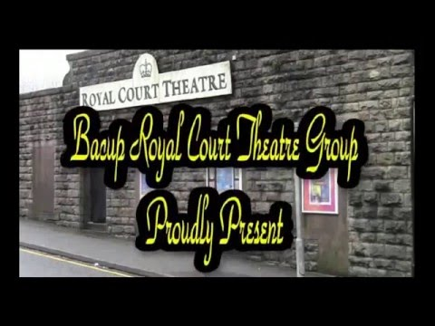 Bacup Royal Court Theatre Re-opening Day