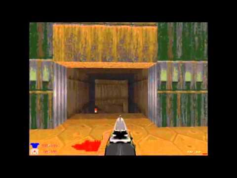 Série - Ultimate Doom 1 - 1ª fase e mundo Ultra-Violence (PT-BR)