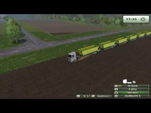 farming simulator NEW TEST MODS CARRI XXL + FIAT OM 850 BY FMARCO95