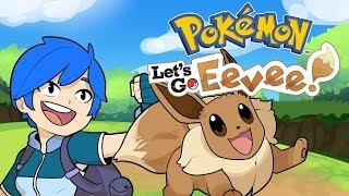 Pokemon Let's Go Eevee! [Episode 1] Ryuka!