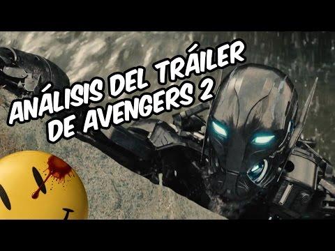 Análisis del Tráiler de Avengers 2: Age of Ultron (Contiene Spoilers)