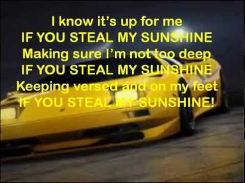 Steal My Sunshine-len (1999) Lyrics!!! video