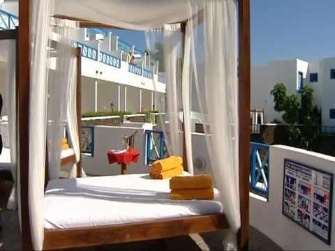 Spice Lanzarote as broadcast by Television Canarias May