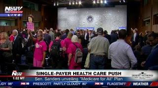LIVE: 6 found dead in Florida nursing home, Bernie Sanders health care event