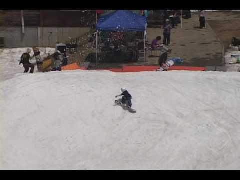 マウンテンクリーン&残雪セッション@野沢温泉スキー場